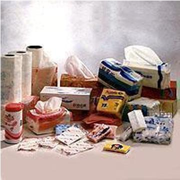 Tissue Paper Products Converting Sector [Tissue Department]